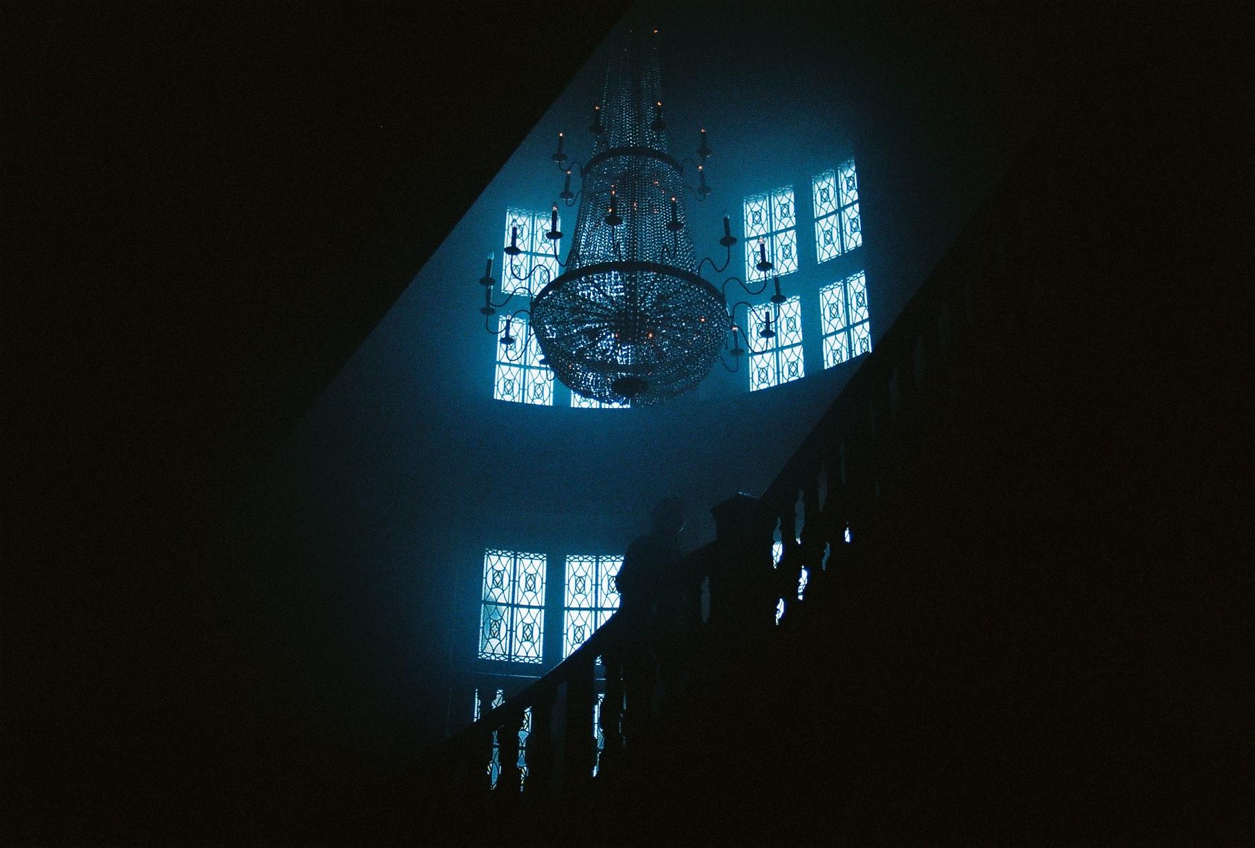 Giegling im Schloss